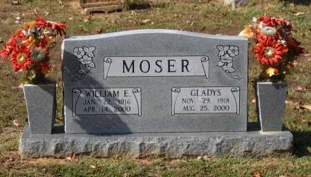 MOSER, WILLIAM EUEL - Lawrence County, Arkansas | WILLIAM EUEL MOSER - Arkansas Gravestone Photos