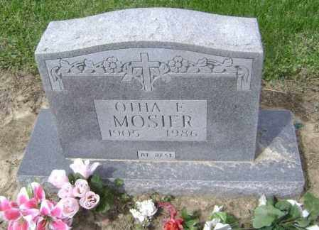 MOSIER, OTHA ELLEN - Lawrence County, Arkansas | OTHA ELLEN MOSIER - Arkansas Gravestone Photos