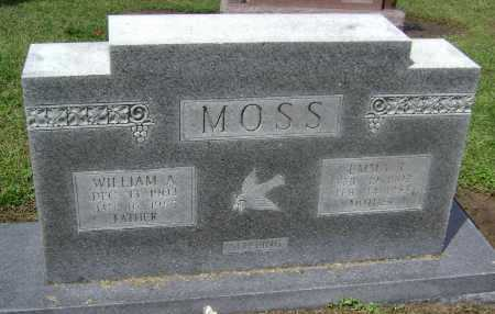 MOSS, EMMA R. - Lawrence County, Arkansas | EMMA R. MOSS - Arkansas Gravestone Photos