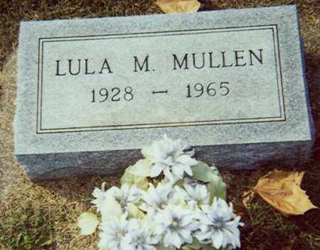 SHARP MULLEN, LULA MAE - Lawrence County, Arkansas | LULA MAE SHARP MULLEN - Arkansas Gravestone Photos