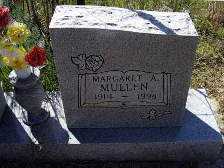 MULLEN, MARGARET A. - Lawrence County, Arkansas | MARGARET A. MULLEN - Arkansas Gravestone Photos