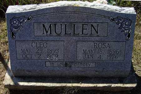 MULLEN, ROSA BELLE - Lawrence County, Arkansas | ROSA BELLE MULLEN - Arkansas Gravestone Photos