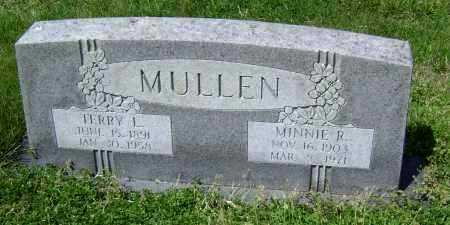 MULLEN, MINNIE RUTH - Lawrence County, Arkansas | MINNIE RUTH MULLEN - Arkansas Gravestone Photos