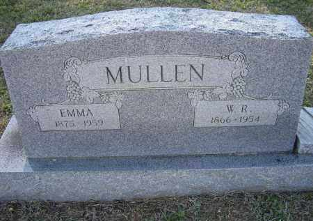 MULLEN, WILLIAM RILEY - Lawrence County, Arkansas | WILLIAM RILEY MULLEN - Arkansas Gravestone Photos