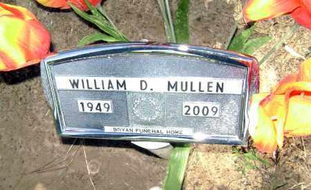 MULLEN, WILLIAM DAVID - Lawrence County, Arkansas | WILLIAM DAVID MULLEN - Arkansas Gravestone Photos