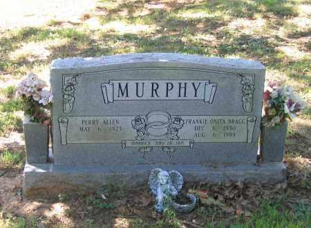 BRAGG MURPHY, FRANKIE ONITA - Lawrence County, Arkansas | FRANKIE ONITA BRAGG MURPHY - Arkansas Gravestone Photos