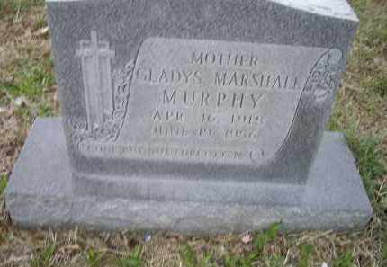 MARSHALL MURPHY, GLADYS - Lawrence County, Arkansas | GLADYS MARSHALL MURPHY - Arkansas Gravestone Photos
