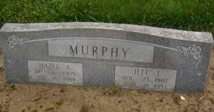 MURPHY, JEFF J. - Lawrence County, Arkansas | JEFF J. MURPHY - Arkansas Gravestone Photos