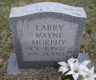 MURPHY, LARRY WAYNE - Lawrence County, Arkansas | LARRY WAYNE MURPHY - Arkansas Gravestone Photos