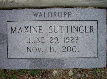 MURPHY, MAXINE - Lawrence County, Arkansas   MAXINE MURPHY - Arkansas Gravestone Photos