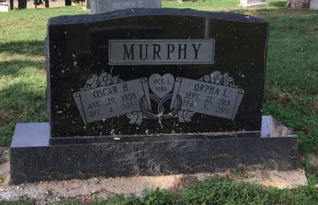 MURPHY, OSCAR HAYWOOD - Lawrence County, Arkansas   OSCAR HAYWOOD MURPHY - Arkansas Gravestone Photos