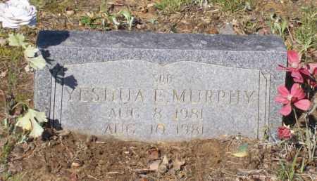 MURPHY, YESHUA ELIGA - Lawrence County, Arkansas   YESHUA ELIGA MURPHY - Arkansas Gravestone Photos