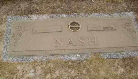 NASH, HARRY LEE - Lawrence County, Arkansas | HARRY LEE NASH - Arkansas Gravestone Photos