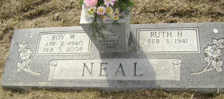 NEAL, ROY WILLIAM - Lawrence County, Arkansas | ROY WILLIAM NEAL - Arkansas Gravestone Photos