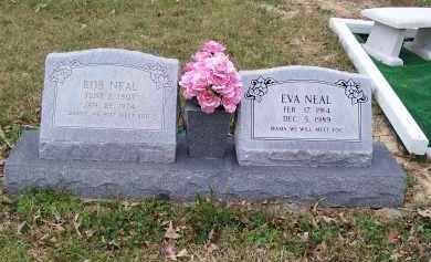 BOOTHE NEAL, EVA EMILINE - Lawrence County, Arkansas | EVA EMILINE BOOTHE NEAL - Arkansas Gravestone Photos