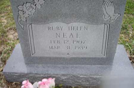 NEAL, RUBY HELEN - Lawrence County, Arkansas | RUBY HELEN NEAL - Arkansas Gravestone Photos