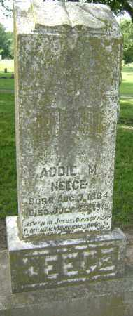 COOPER NEECE, ADDIE MAY - Lawrence County, Arkansas | ADDIE MAY COOPER NEECE - Arkansas Gravestone Photos