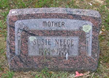"NEECE, SUSAN S. ""SUSIE"" - Lawrence County, Arkansas | SUSAN S. ""SUSIE"" NEECE - Arkansas Gravestone Photos"
