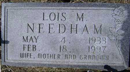 NEEDHAM, LOIS M. - Lawrence County, Arkansas | LOIS M. NEEDHAM - Arkansas Gravestone Photos