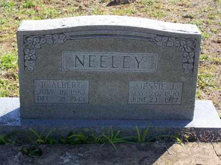 NEELEY, RICHARD ALBERT - Lawrence County, Arkansas | RICHARD ALBERT NEELEY - Arkansas Gravestone Photos