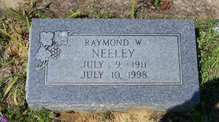 NEELEY, WILLIAM RAYMOND - Lawrence County, Arkansas | WILLIAM RAYMOND NEELEY - Arkansas Gravestone Photos