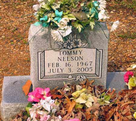 """NELSON, CHARLES THOMAS """"TOMMY"""" - Lawrence County, Arkansas 