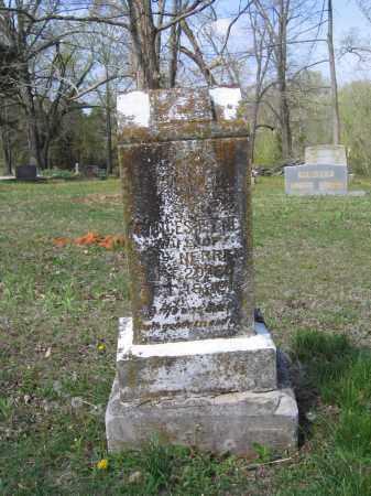 NERREN, FRANCES ETHEL - Lawrence County, Arkansas | FRANCES ETHEL NERREN - Arkansas Gravestone Photos