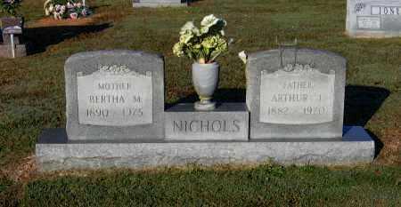 NICHOLS, BERTHA MAE - Lawrence County, Arkansas | BERTHA MAE NICHOLS - Arkansas Gravestone Photos