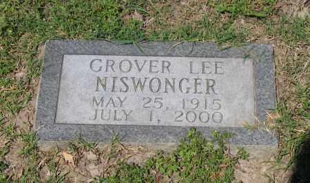NISWONGER, GROVER LEE - Lawrence County, Arkansas | GROVER LEE NISWONGER - Arkansas Gravestone Photos
