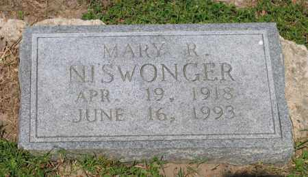 NISWONGER, MARY ROSELLE - Lawrence County, Arkansas | MARY ROSELLE NISWONGER - Arkansas Gravestone Photos