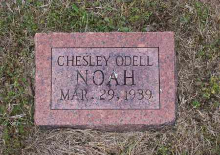 NOAH, CHESLEY ODELL - Lawrence County, Arkansas   CHESLEY ODELL NOAH - Arkansas Gravestone Photos