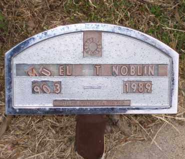 NOBLIN, SAMUEL T. - Lawrence County, Arkansas | SAMUEL T. NOBLIN - Arkansas Gravestone Photos