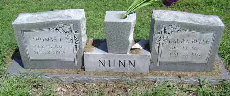 NUNN, LAURA BELLE - Lawrence County, Arkansas | LAURA BELLE NUNN - Arkansas Gravestone Photos