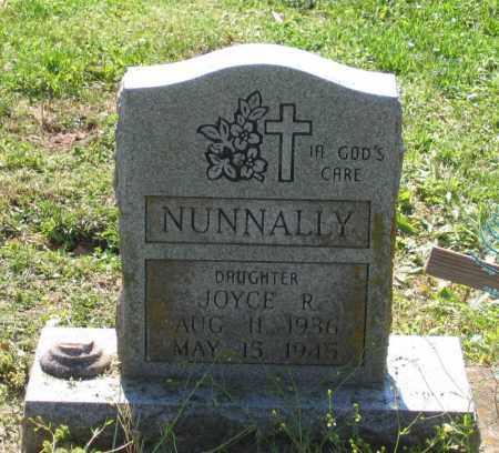 NUNNALLY, JOYCE ROVETTA - Lawrence County, Arkansas | JOYCE ROVETTA NUNNALLY - Arkansas Gravestone Photos