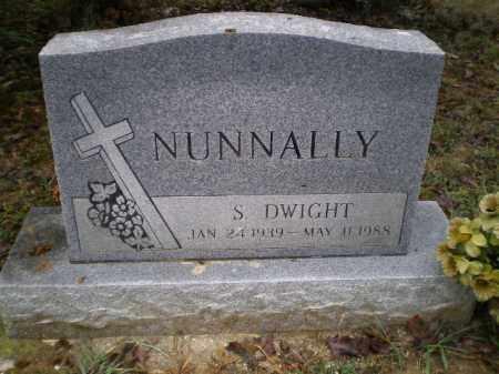 NUNNALLY, SHERRIL DWIGHT - Lawrence County, Arkansas | SHERRIL DWIGHT NUNNALLY - Arkansas Gravestone Photos