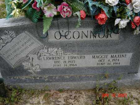 O'CONNOR, MAGGIE MAXINE - Lawrence County, Arkansas | MAGGIE MAXINE O'CONNOR - Arkansas Gravestone Photos