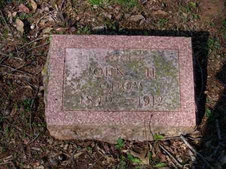 ODOM, JOHN H - Lawrence County, Arkansas | JOHN H ODOM - Arkansas Gravestone Photos