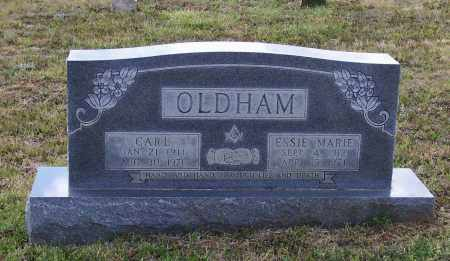 OLDHAM, ESSIE MARIE - Lawrence County, Arkansas | ESSIE MARIE OLDHAM - Arkansas Gravestone Photos