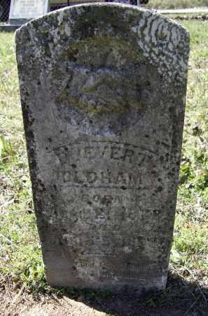 OLDHAM, DEE EVERETT - Lawrence County, Arkansas | DEE EVERETT OLDHAM - Arkansas Gravestone Photos