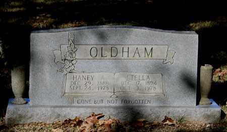 OLDHAM, HANEY A. - Lawrence County, Arkansas | HANEY A. OLDHAM - Arkansas Gravestone Photos