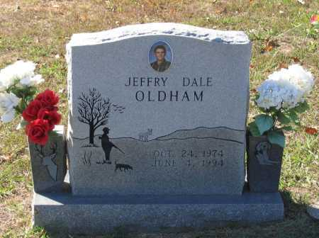OLDHAM, JEFFRY DALE - Lawrence County, Arkansas | JEFFRY DALE OLDHAM - Arkansas Gravestone Photos