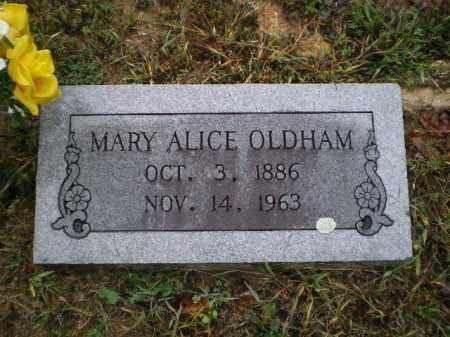 SMITH SAWYER, MARY ALICE - Lawrence County, Arkansas | MARY ALICE SMITH SAWYER - Arkansas Gravestone Photos