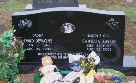 OLIVER, CAMILLIA KAYLIN - Lawrence County, Arkansas | CAMILLIA KAYLIN OLIVER - Arkansas Gravestone Photos