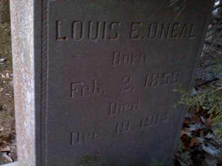 O'NEAL, LOUIS E. - Lawrence County, Arkansas | LOUIS E. O'NEAL - Arkansas Gravestone Photos