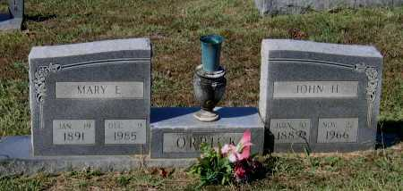FREEMAN BAILEY, MARY ELLEN - Lawrence County, Arkansas | MARY ELLEN FREEMAN BAILEY - Arkansas Gravestone Photos