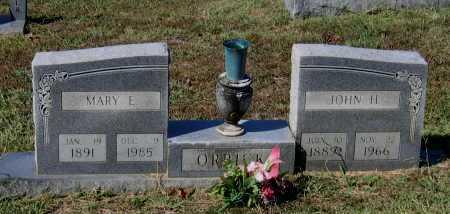BAILEY, MARY ELLEN - Lawrence County, Arkansas | MARY ELLEN BAILEY - Arkansas Gravestone Photos