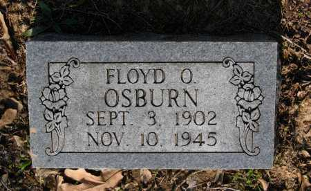 OSBURN, FLOYD O. - Lawrence County, Arkansas | FLOYD O. OSBURN - Arkansas Gravestone Photos