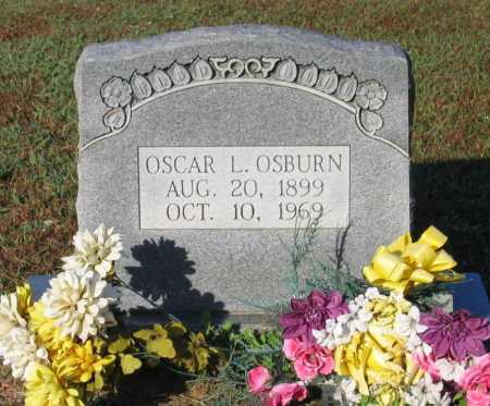 OSBURN, OSCAR LEE - Lawrence County, Arkansas | OSCAR LEE OSBURN - Arkansas Gravestone Photos