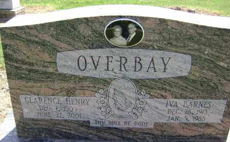 BARNES OVERBAY, IVA - Lawrence County, Arkansas | IVA BARNES OVERBAY - Arkansas Gravestone Photos
