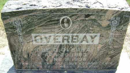 "OVERBAY, OBEDIAH D. ""OBE"" - Lawrence County, Arkansas | OBEDIAH D. ""OBE"" OVERBAY - Arkansas Gravestone Photos"